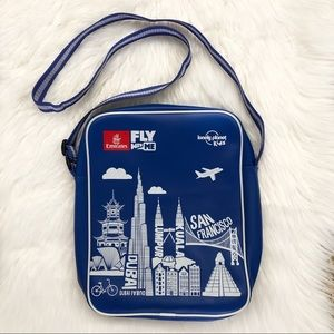 Blue Emirates Fly With Me Lonely Planet Kids Bag